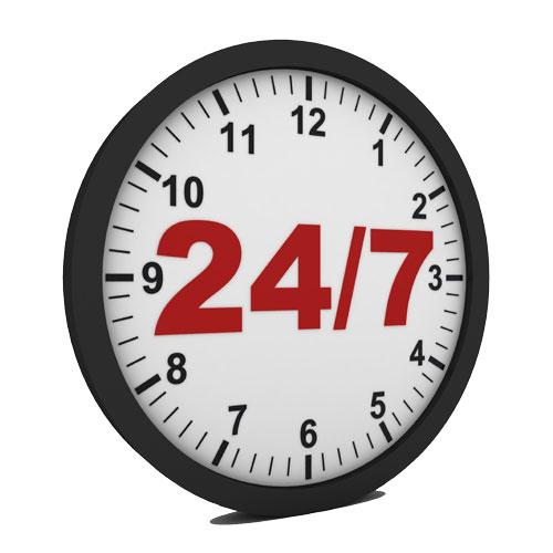 Сервис 24 часа