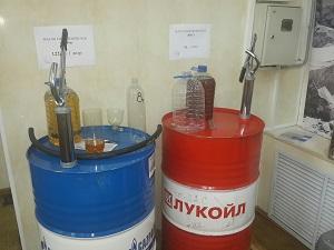 разливное масло в ТехноБизнес