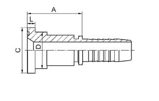 Фланцевые соединения SFS/SFL
