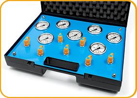 Портативный гидроинструмент для измерений