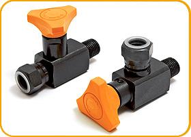 Нагрузочные клапаны (антишоковые клапаны)