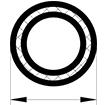 Стандартные рукава оплеточной конструкции